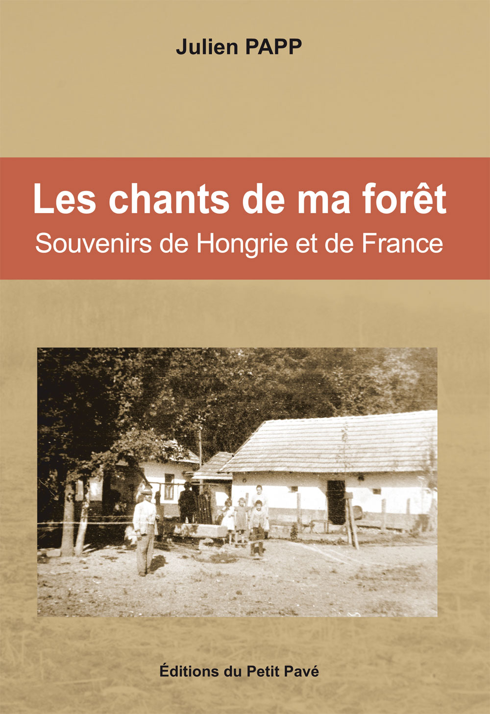 Les chants de ma forêt - Photo 9782847126426.jpg