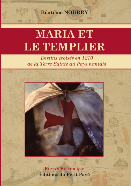 Maria et le Templier - Photo couv_maria-new1.jpg