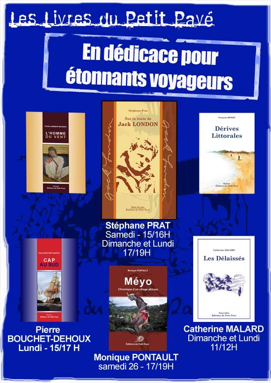 Le Petit Pav� au salon Etonnants Voyageurs de Saint-Malo - Photo dedicaces-st-malo-2012.jpg