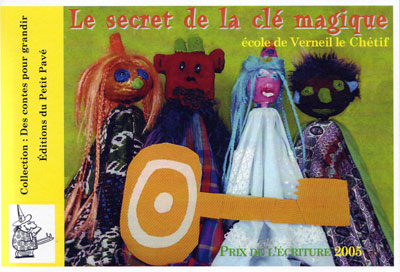 Le secret de la clé magique - Photo laclemagique.jpg