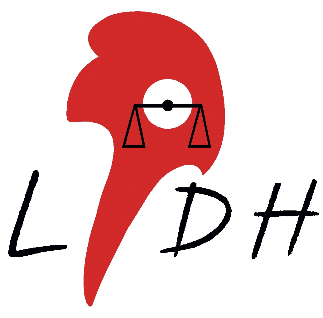 La Ligue des droits de l'Homme - Photo logo-ldh.jpg