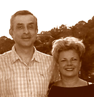 Olivier et Yolande DELAGRANGE - Photo