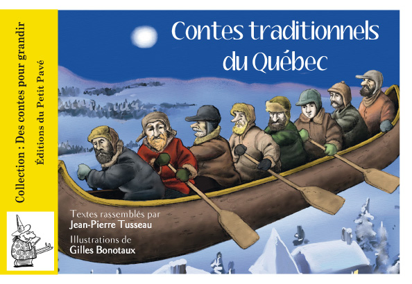 Contes traditionnels du Québec - Photo quebec_0_0.jpg